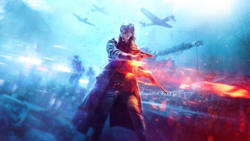 Опубликован трейлер режима королевской битвы в Battlefield V