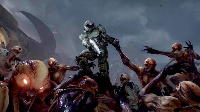 В id Software поспешили откреститься от Doom: Annihilation