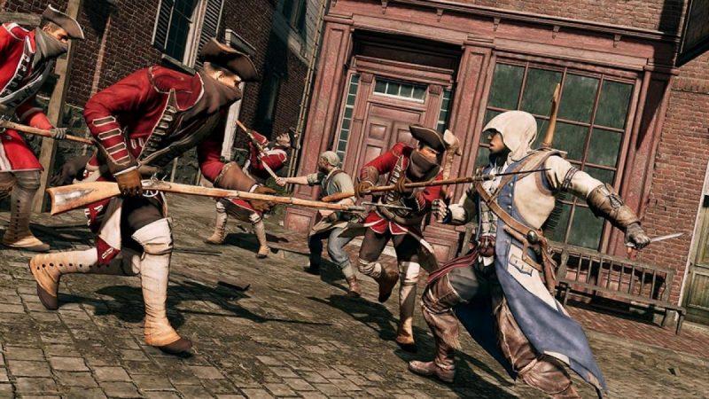Ubisoft неплохо поработала над ремастером Assassin's Creed 3