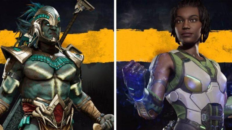 NetherRealm анонсировала появление Джеки Бриггс и Коталь Кана в Mortal Kombat 11