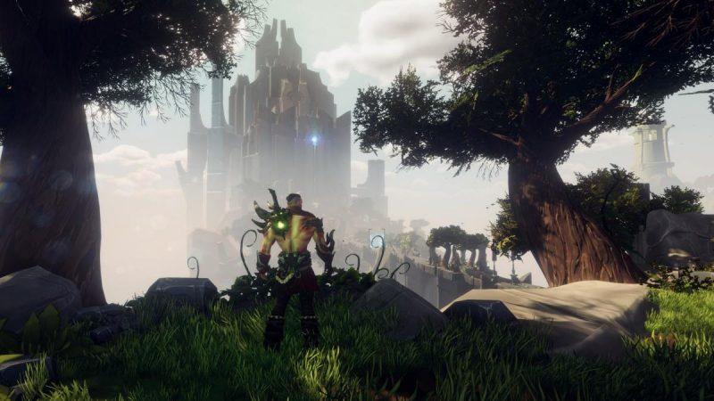 Создатели Warlander при разработке игры вдохновлялись Jedi Knight и MGR: Revengeance