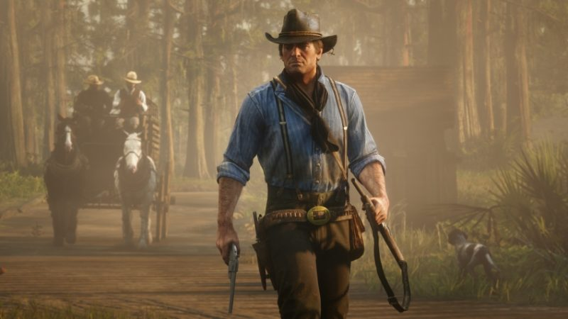 Rockstar опубликовала хвалебный ролик к Red Dead Redemption 2