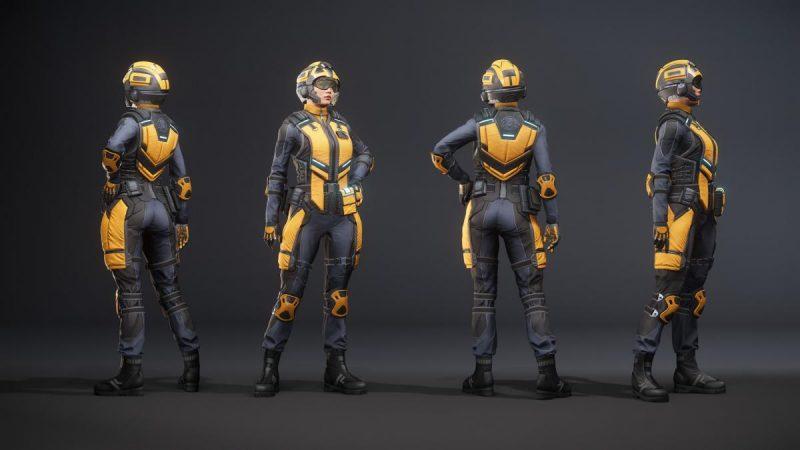В Star Citizen добавят реалистичных женских играбельных персонажей