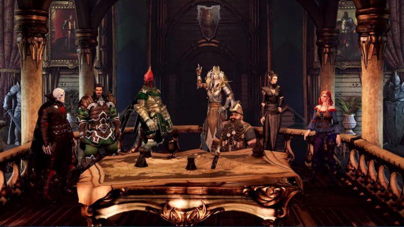 Larian показала первый трейлер тактической ролевой игры Divinity: Fallen Heroes