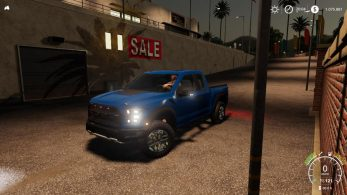 Ford Raptor 2017 – Скриншот 4