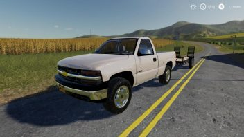 1999 Silverado 1500 Regular Cab