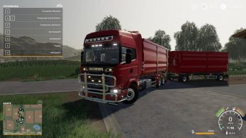 Scania R730 HKL – Скриншот 8