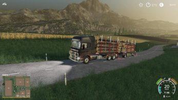 Scania R730 HKL – Скриншот 5