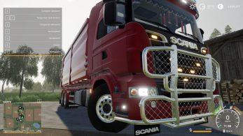 Scania R730 HKL – Скриншот 7