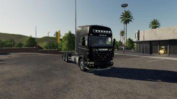 Scania R730 HKL – Скриншот 3