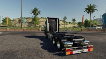 Scania R730 HKL – Скриншот 2