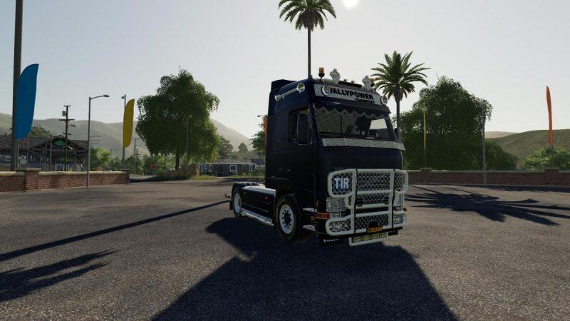 Volvo FH12 Tuned