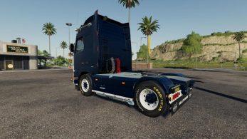 Volvo FH12 Tuned – Скриншот 1