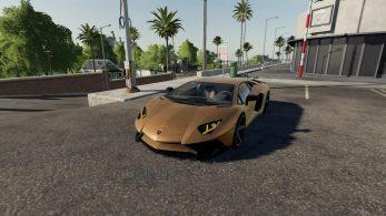 Lamborghini Aventador – Скриншот 5