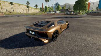 Lamborghini Aventador – Скриншот 3