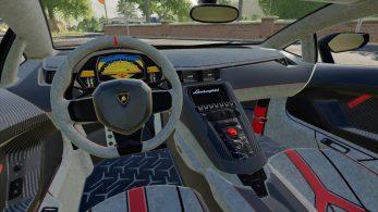 Lamborghini Aventador – Скриншот 2