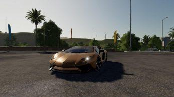 Lamborghini Aventador – Скриншот 1