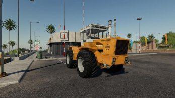 Raba Steiger 250/300 – Скриншот 3