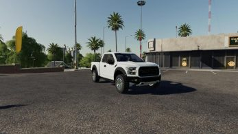 Ford Raptor 2017 – Скриншот 2