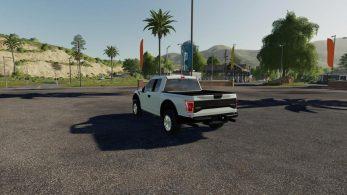 Ford Raptor 2017 – Скриншот 1