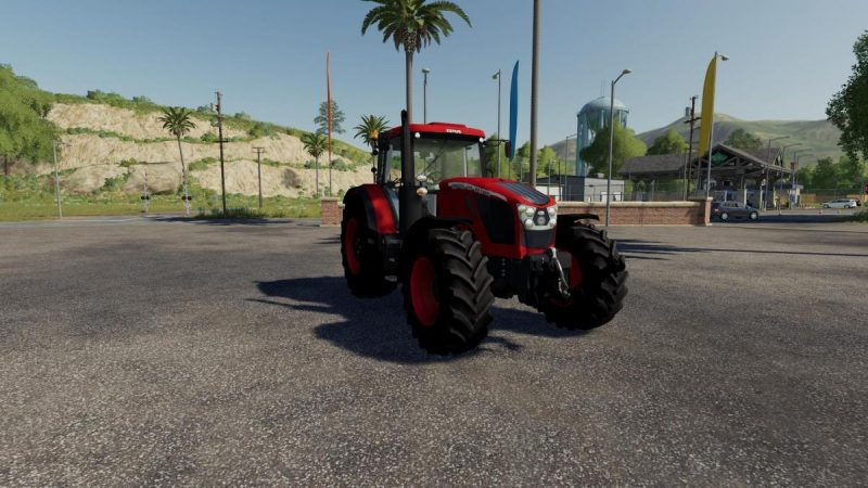 Zetor Crystal 160 New