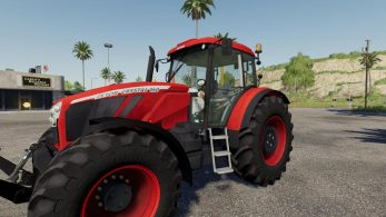 Zetor Crystal 160 New – Скриншот 1