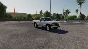 1999 Silverado 1500 Regular Cab – Скриншот 2