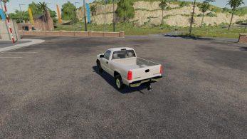 1999 Silverado 1500 Regular Cab – Скриншот 1