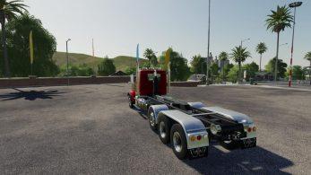 Western Star 4900 SB Day Cab Hooklift – Скриншот 2