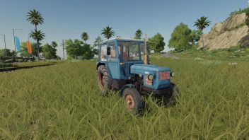 Zetor 6711 Old