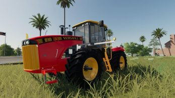Versatile 610 4WD – Скриншот 2