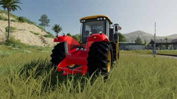 Versatile 610 4WD – Скриншот 1