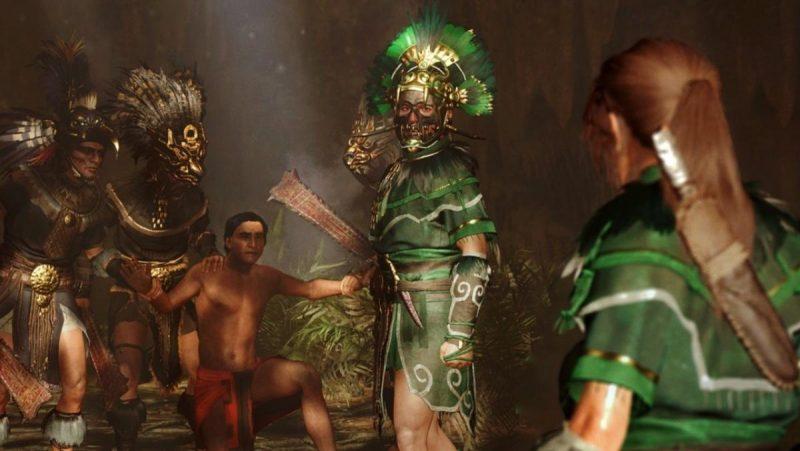 Опубликован финальный трейлер DLC The Serpent's Heart для Shadow of the Tomb Raider