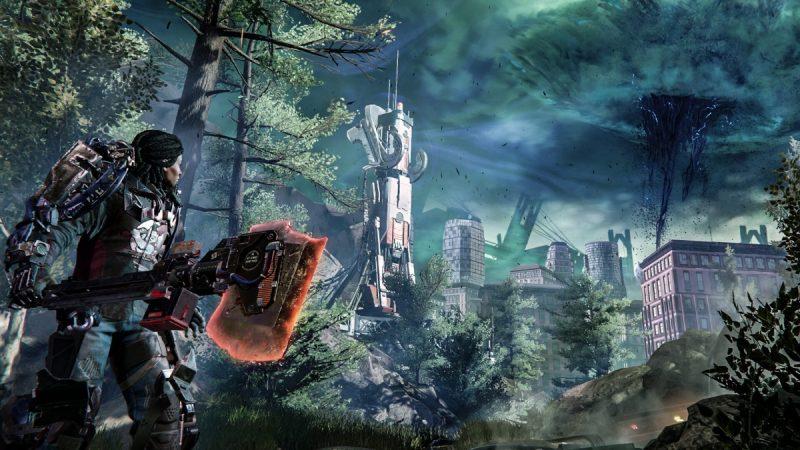 Представлены новые скриншоты The Surge 2 со злобными роботами и вибротопорами