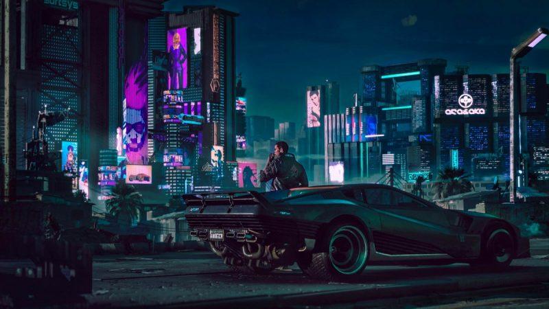 Cyberpunk 2077 может выйти на облачной платформе Google Stadia