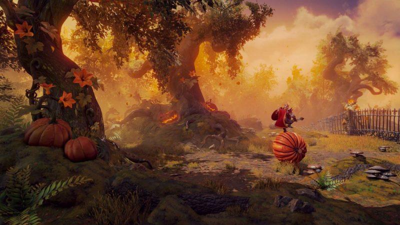 В 11-минутном геймплейном видео Trine 4: The Nightmare Prince показали битву с боссом