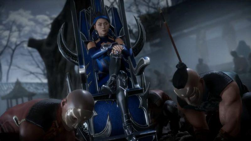 В Mortal Kombat 11 появятся не нарушающие игровой баланс микротранзакции
