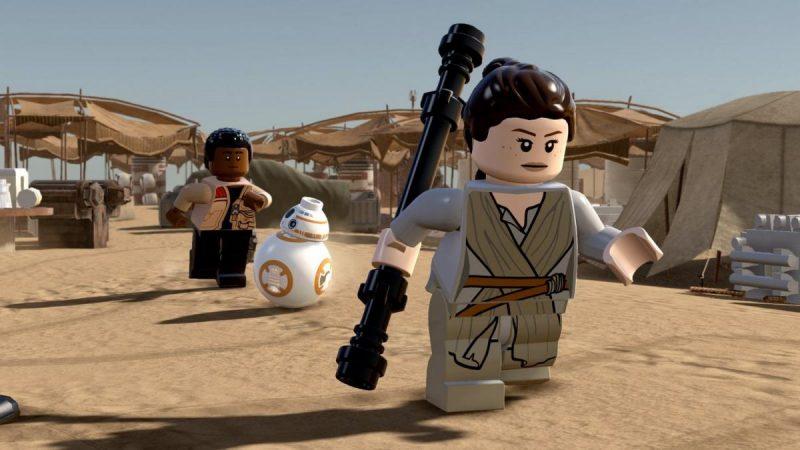 Eurogamer сообщил о разработке масштабной LEGO-игры по всей киносаге Star Wars