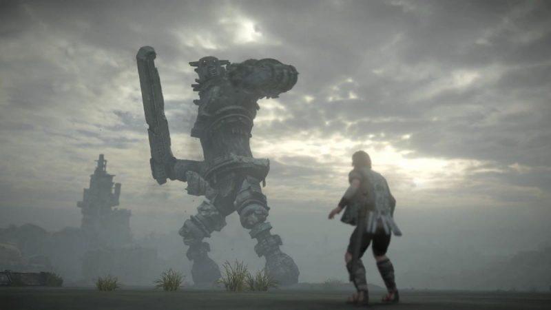 Авторы ремейка Shadow of the Colossus прокомментировали свой новый проект
