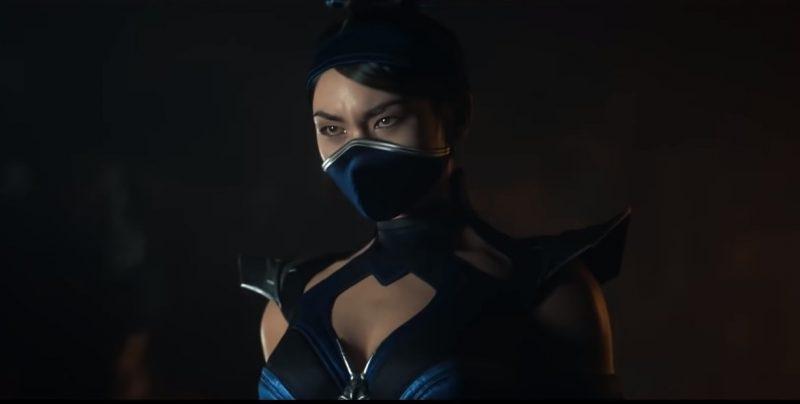 В рекламном ролике Mortal Kombat 11 официально подтвердили Китану как нового бойца