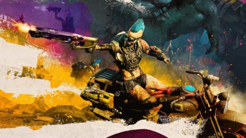 В новом видео Rage 2 продемонстрирован безумный открытый мир игры