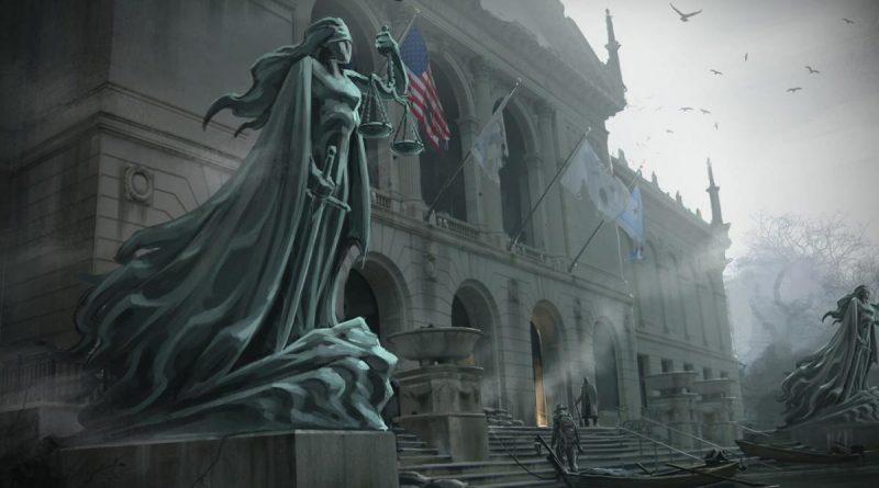 Появился новый геймплейный ролик мрачного приключения The Sinking City