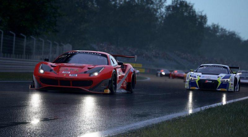 Названа дата выхода финальной версии автосимулятора Assetto Corsa Competizione