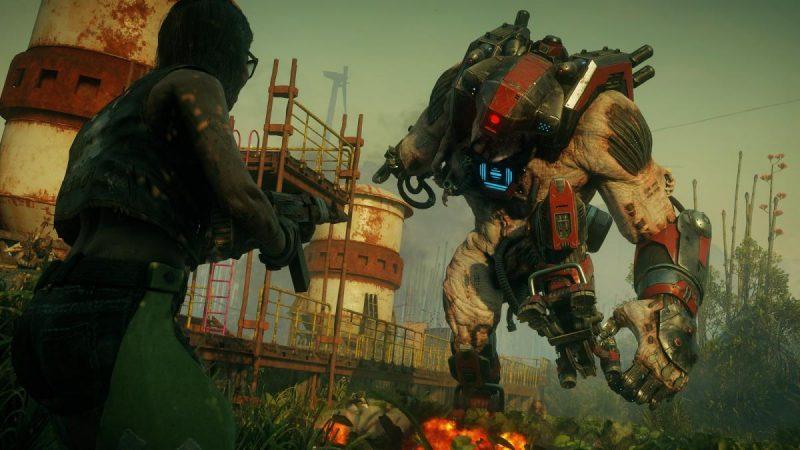 Показано более 30 минут нового безумного геймплея Rage 2