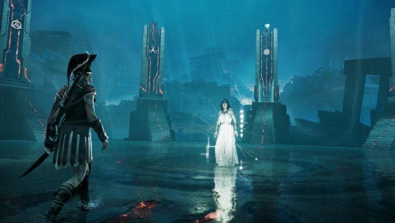 Ubisoft представила финальный трейлер DLC «Судьба Атлантиды» для Assassin's Creed Odyssey
