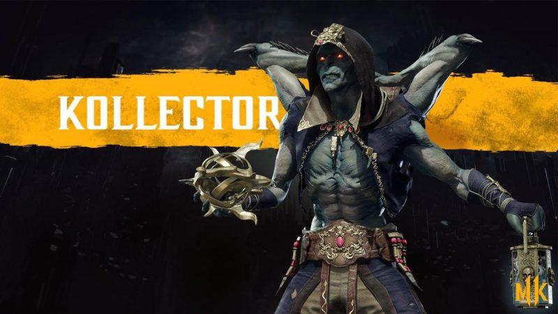 В Mortal Kombat 11 появится шестирукий боец