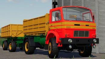 D-754 Truck Pack – Скриншот 4