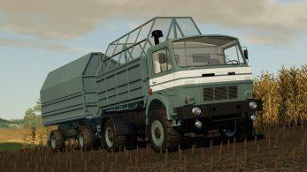 D-754 Truck Pack – Скриншот 7