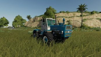 ХТЗ Т-150К – Скриншот 3