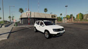 Dacia Duster – Скриншот 3